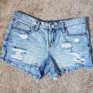 Blank NYC tomboy shorts
